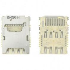 Cititor SIM si card LG G3 Original - Conector GSM