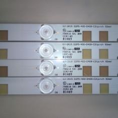Bara LED Philips 40PFT4100  40PFK4200  GJ-2K15 D2P5-400-D409-C4 TPT400LA-HM10.S