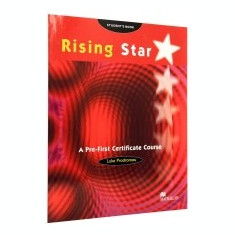 Rising Star. Pre-first Certificate Course - Certificare