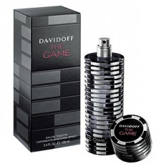 Davidoff The Game EDT 100 ml pentru barbati - Parfum barbati Davidoff, Apa de toaleta