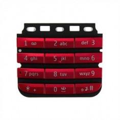 Tastatura Nokia Asha 300 Originala Rosie - Tastatura telefon mobil