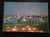 SEPT15-Vedere/Carte postala-Mamaia--vedere nocturna-circulata, Printata