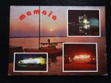 SEPT15-Vedere/Carte postala-Mamaia-Lacul Mamaia-Intreg postal-circulata, Printata