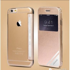 Husa Usams Viva Series Iphone 6 plus 5.5 inch Gold - Husa Telefon Oem