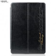 Husa Usams Merry Series Ipad Mini Retina Neagra - Husa Tableta Oem