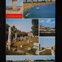 SEPT15-Vedere/Carte postala-Mangalia-circulata - Carte Postala Banat dupa 1918, Printata