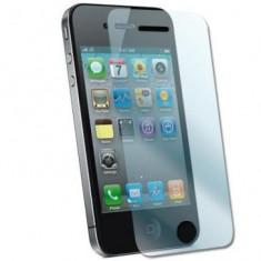 Folie protectie ecran fata si spate Apple iPhone 4 Transparenta (Pachet 5 Bucat - Folie de protectie Oem