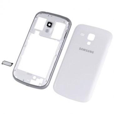 2ecb7a345b8 Carcasa Samsung Galaxy S Duos S7562 3 piese Originala Alba | arhiva ...