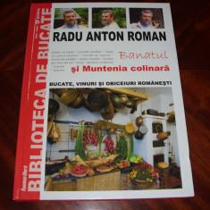 RADU ANTON ROMAN - BUCATE, VINURI SI OBICEIURI ROMANESTI( BANATUL SI MUNTENIA )*
