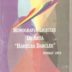 (C6349) MONOGRAFIA LICEULUI DE ARTA