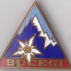 Insigna Bucegi