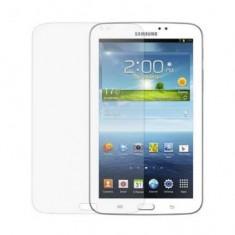 Folie protectie ecran Samsung Galaxy Tab 3 7.0 P3200 Transparenta (Pachet 5 Buca - Folie de protectie Oem