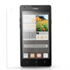 Folie protectie ecran Huawei Ascend G700 Transparenta (Pachet 5 Bucati) - Folie de protectie Oem