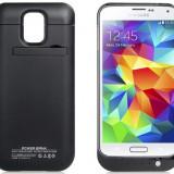 POWER BANK CU BUMPER EXTERN PT.SAMSUNG S5, TE TINE BATERIA TRIPLU.NOU. - Baterie externa Samsung, Samsung Galaxy S5