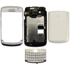 Carcasa BlackBerry Bold 9700 Originala Alba