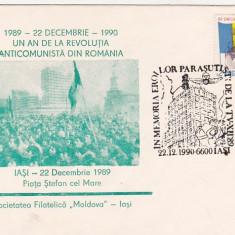 Bnk fil Plic ocazional - 1 an de la Revolutie - Iasi