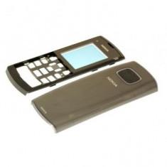 Carcasa Nokia X1-00 Negru Graphite