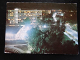 SEPT15-Vedere/Carte postala-Mamaia-Faleza noaptea-vedere nocturna-circulata, Printata