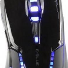 Mouse E-Blue Mazer RX, 2500 dpi, USB, Negru