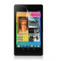 Folie protectie ecran Asus Google Nexus 7 2012 Transparenta (Pachet 5 Bucati) - Folie protectie tableta