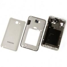 Carcasa Samsung Galaxy Note N7000 Originala Alb - Argintie