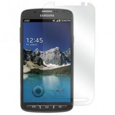 Folie protectie ecran Samsung I9295 Galaxy S4 Active Transparenta (Pachet 5 Buca - Geam carcasa