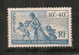 Franta.1943 Comitetul ptr eliberarea Algerului  SF.1149