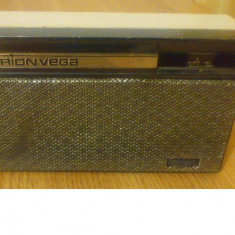 RADIO BRION VEGA TS 207, VECHI 1961, TRANZISTORIZAT DEFECT . - Aparat radio