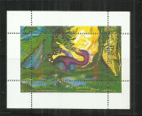 [ 25 ]  FAUNA     - CAMBOGIA  - BLOC  STAMPILAT