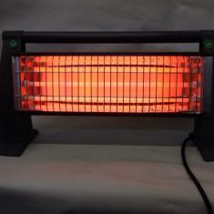 Radiator electric cu halogen 1500w