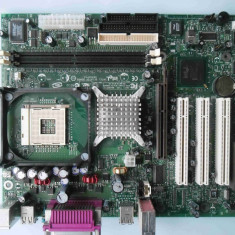 Placa de baza Intel Desktop Board D845EPT2 DDR1 AGP socket 478, Pentru INTEL, MicroATX