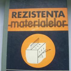 REZISTENTA MATERIALELOR NICOLAE POSEA - Curs Tehnica
