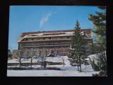 SEPT15-Vedere/Carte postala-Predeal-Hotel Rozmarin-necirculata, Printata