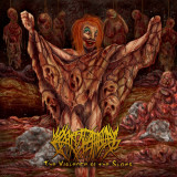 CREPITATION (UK) ‎– The Violence Of The Slams CD 2015 (Brutal Death Metal, Slam)