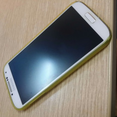 Urgent de vanzare! Samsung Galaxy S4 - Telefon mobil Samsung Galaxy S4, Alb, 16GB, Neblocat, Single SIM