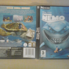 Joc PC - Disney's Pixar Finding Nemo (GameLand ) - Jocuri PC Disney, Actiune, 3+, Single player