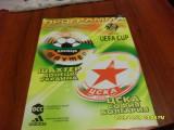 program     Sahtior  Donetk  -  TSkA  Sofia