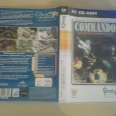 Joc PC - Commandos - Behind enemy lines (Sold Out) (GameLand), Shooting, 16+