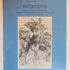 CATALOG DE LICITATIE, ESTAMPES, 1995 - Carte Istoria artei