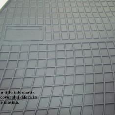 Covoare cauciuc Seat Leon III 2013-> GRI - Covorase Auto, LEON (5F_) - [2012 - ]