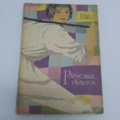 PAPUCARUL VRĂJITOR/ VIRGIL CHIRIAC/ILUSTRAȚII VAL MUNTEANU / 1962 - Carte de povesti