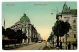 2997 - BUCURESTI, Ave. Carol I, tramway - old postcard - unused
