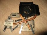 Cumpara ieftin Cooler ventilator cu radiator laptop HP dv6-2010eq, ADDA AB7805HX, 532613-001