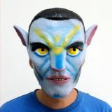 Masca Avatar Halloween petrecere tematica film costume party craciun + CADOU! - Masca carnaval, Marime: Marime universala, Culoare: Din imagine
