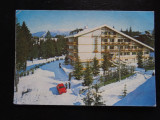 SEPT15-Vedere/Carte postala-Predeal-Hotel Predeal-necirculata, Printata