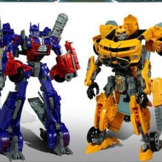 ROBOT INTELIGENT TRANSFORMERS DORIT DE ORICE COPIL, URIAS 25 CM.CADOU MINUNAT. - Roboti de jucarie, Plastic, Unisex