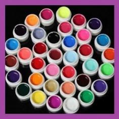 Kit Set Gel 36 Color Geluri Colorate 5ML (8G) GD COCO - Gel unghii