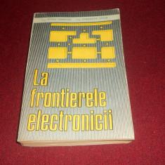 PETRE TABARCEA - LA FRONTIERELE ELECTRONICII