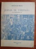 Veronica Balaj - Jurnal de Timisoara, 16-22 Decembrie 1989