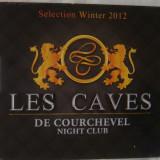 Les Caves De Courchevel - Winter 2012, CD